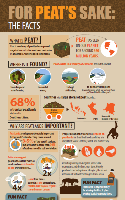 For Peat's Sake: The Facts