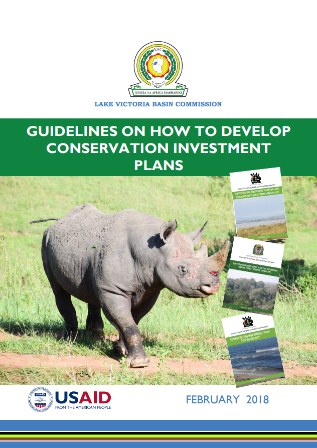 Guidelines on How to Develop Conservation Investment Plans