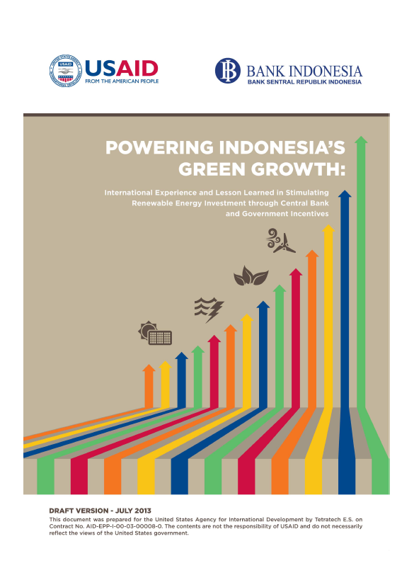 Powering Indonesia's Green Growth