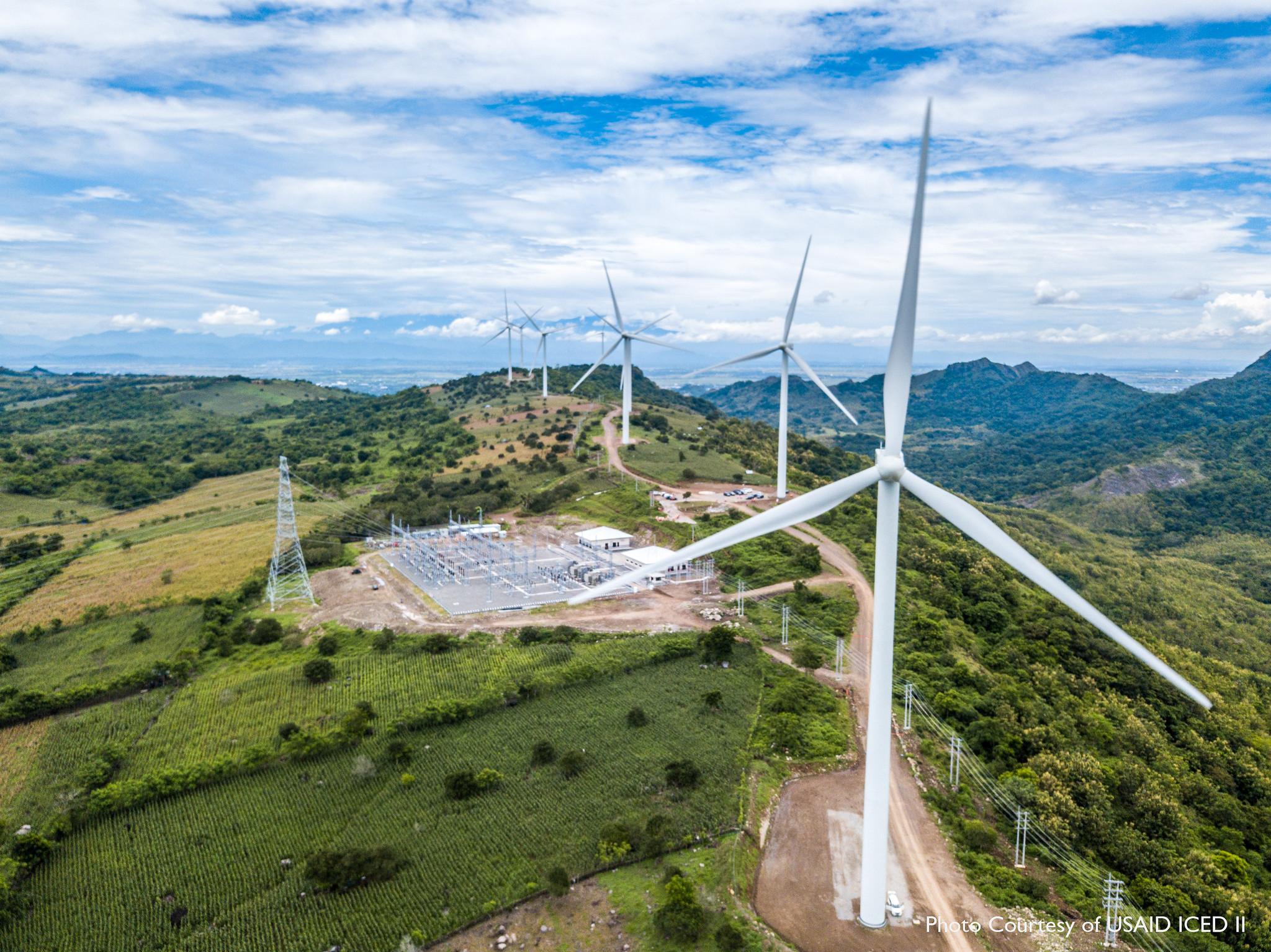 Sidrap Wind Farm
