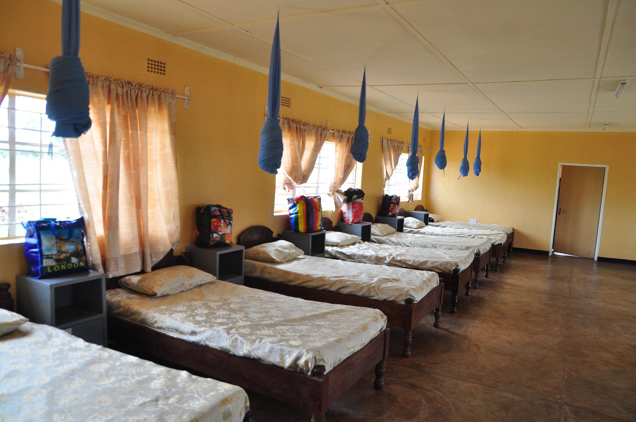 Maternal Waiting Home, Nkhanga Rural Health Centre.