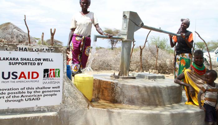 Access to Water Resources Reducing Conflict among Communities