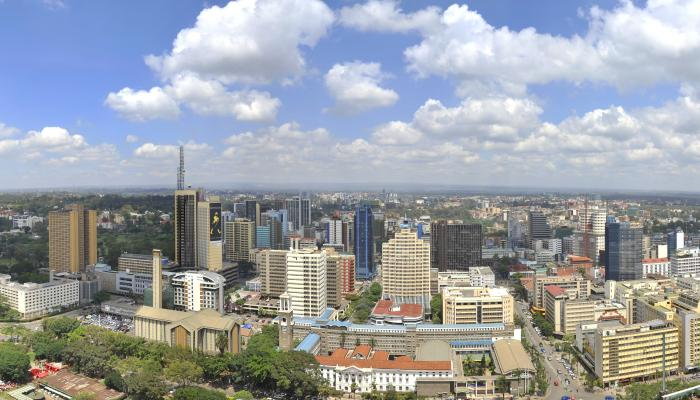 Credit East Africa Trade and Investment Hub Nairobi Business Commercial District