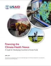 Financing the Climate-Health Nexus cover