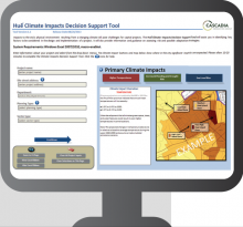 Climate Impacts Decision Support Tool (CIMPACT-DST) – Vietnam