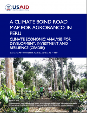 A Climate Bond Road Map for Agrobanco in Peru photo