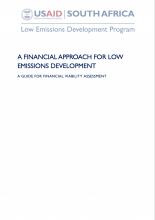 A Financial Approach to Low Emissions Project Development photo