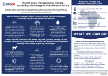 Africa Health infographic