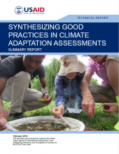 Synthesizing Good Practices in Climate Adaptation Assessments