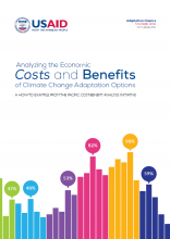 Analyzing the Economic Costs and Benefits of Climate Change Adaptation Options