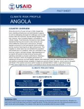 Climate Risk Profile: Angola