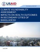 Bangladesh CVA cover page