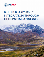 Better Biodiversity Integration Through Geospatial Analysis photo