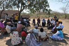 Boane community Mozambique photo