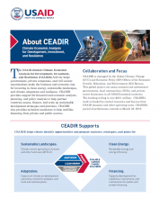 CEADIR Project Overview