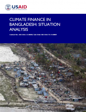 Climate Finance in Bangladesh