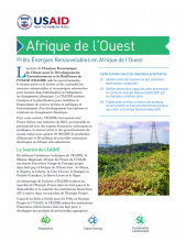 Renewable Energy Lending in West Africa (French)