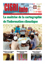 Mapping Climate Information Services Bulletin - Niger