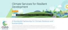 CSRD homepage