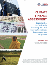 Climate Finance Assessment Photo