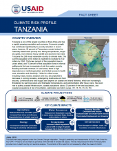 Climate Risk Profile: Tanzania