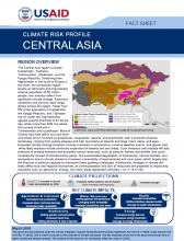 Climate Risk Profile: Central Asia