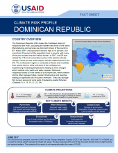 Climate risk profile: Dominican Republic