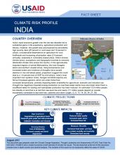 Climate Risk Profile: India