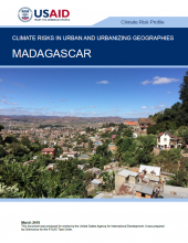 Climate Risks in Urban and Urbanizing Geographies: Madagascar
