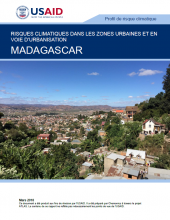 Climate Risks in Urban FFP Geographies: Madagascar