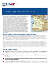 Climate Change Adaptation in Angola Fact Sheet Thumbnail