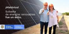 Colombia Energy Auction photo