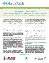 Conceptual Framework: GCAN