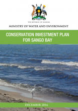 Conservation Investment Plan for Sango Bay
