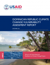 Dominican Republic Climate Change Vulnerability Assessment Report