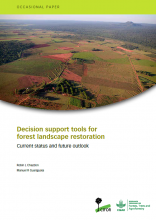 Decision support tools for forest landscape restoration