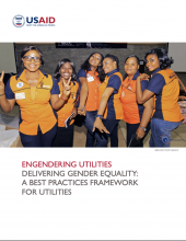 Delivering Gender Equality: A Best Practices Framework for Utilities photo