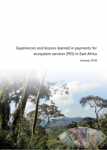 Experiences and Lessons Learned in Payments for Ecosystem Services (PES) in East Africa
