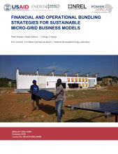 Financial and Operational Bundling Strategies for Sustainable Micro-Grid Business Models photo