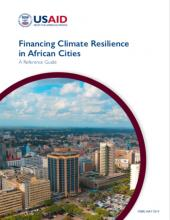 Financing Climate Resilience in African Cities cover