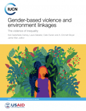 GBV and environmental linkages photo