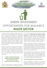 Green Investment Opportunities for Malawi's Waste Sector Photo