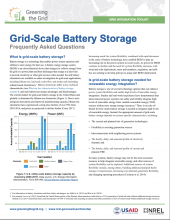 Grid-Scale Battery Storage: Frequently Asked Questions Photo