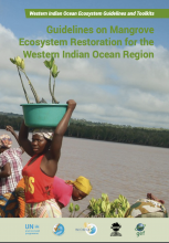 Guidelines for Mangrove Restoration cover