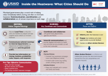 Inside the Heatwave: What Cities Should Do Photo