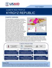Kyrgyz Republic CRP cover