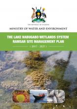 The Lake Nabugabo Wetlands System Ramsar Site Management Plan