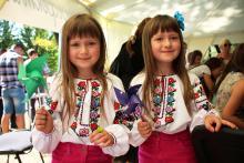 Ukranian children