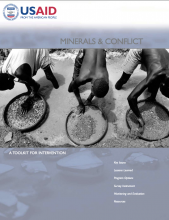 Minerals and conflict photo