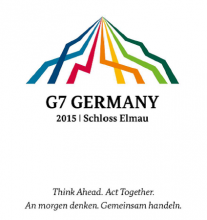 G7 Germany, 2015 Logo